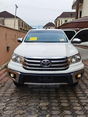 Toyota Hilux 2019 White | Cars for sale in Lagos State, Lekki