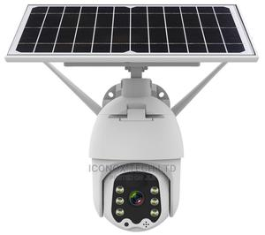 SPEED DOME Camera, 4G, With Solar Panel | Security & Surveillance for sale in Lagos State, Ikeja