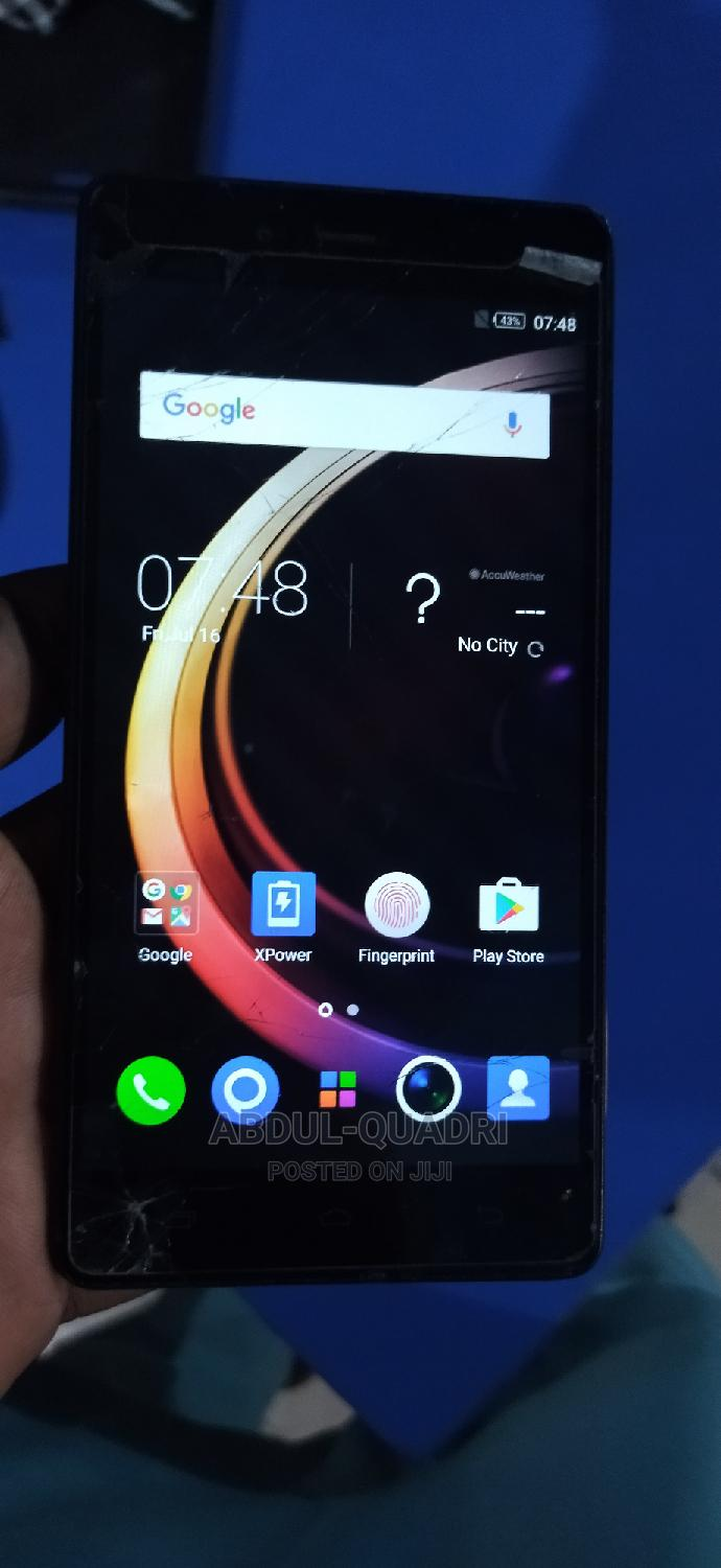 Archive: Infinix Hot 4 16 GB Gold
