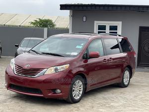 Toyota Sienna 2011 XLE 7 Passenger Red | Cars for sale in Lagos State, Ogba