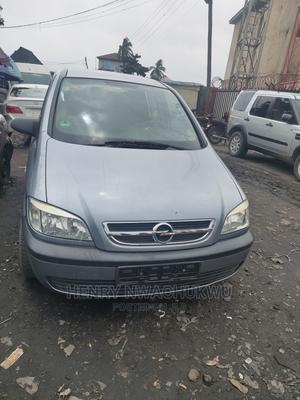 Opel Zafira 2000 Snowtrekker Gray   Cars for sale in Lagos State, Apapa