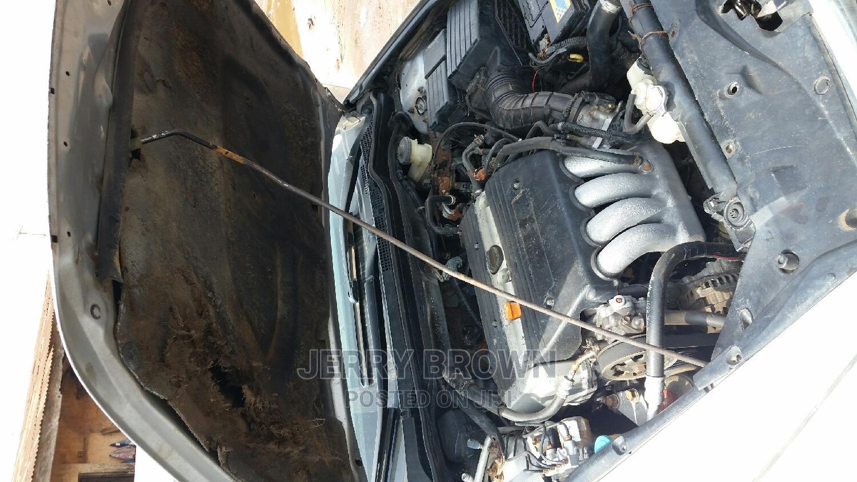 Honda Accord 2005 2.0 Comfort Automatic Silver   Cars for sale in Benin City, Edo State, Nigeria