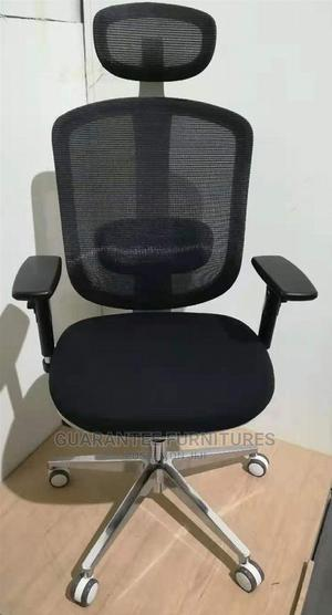 Executive Italian Office Net Chair | Furniture for sale in Lagos State, Ikoyi