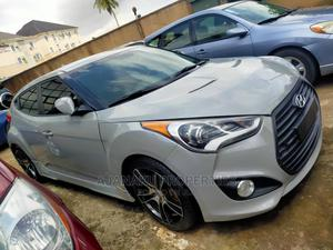 Hyundai Veloster 2012 Automatic Silver | Cars for sale in Lagos State, Ojo