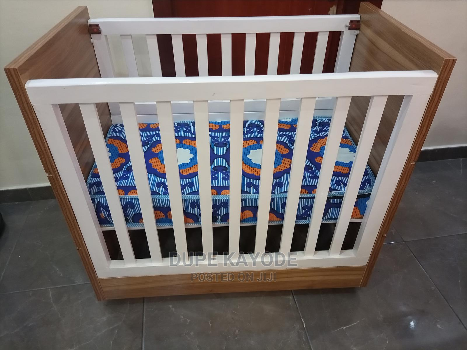Archive: Baby Cot for Sale