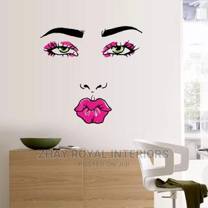 Lady Face Wall Sticker | Home Accessories for sale in Lagos State, Alimosho