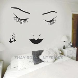 Lady Face Wall Sticker   Home Accessories for sale in Lagos State, Alimosho