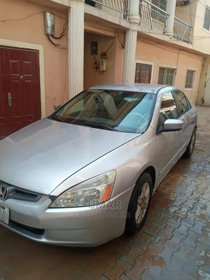 Honda Accord 2003 2.4 Automatic Silver | Cars for sale in Kano State, Nasarawa-Kano