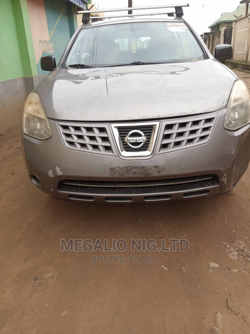 Nissan Rogue 2010 SL Silver   Cars for sale in Ikeja, Lagos State, Nigeria
