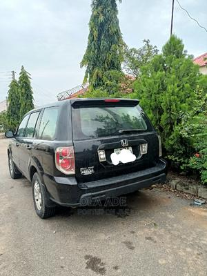 Honda Pilot 2006 Black   Cars for sale in Abuja (FCT) State, Lugbe District