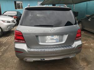 Mercedes-Benz GLK-Class 2014 350 Gray | Cars for sale in Lagos State, Ikeja