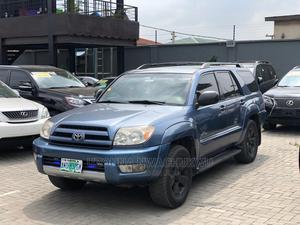 Toyota 4-Runner 2005 Blue | Cars for sale in Lagos State, Ogudu