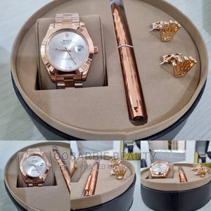 Rolex Watch and Cufflinks Box   Watches for sale in Kwara State, Ilorin West