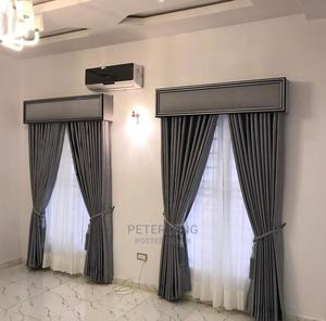 Quality House Curtains   Home Accessories for sale in Lagos State, Ifako-Ijaiye