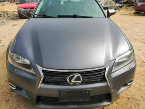 Lexus GS 2015 350 4WD Gray | Cars for sale in Abuja (FCT) State, Gwarinpa