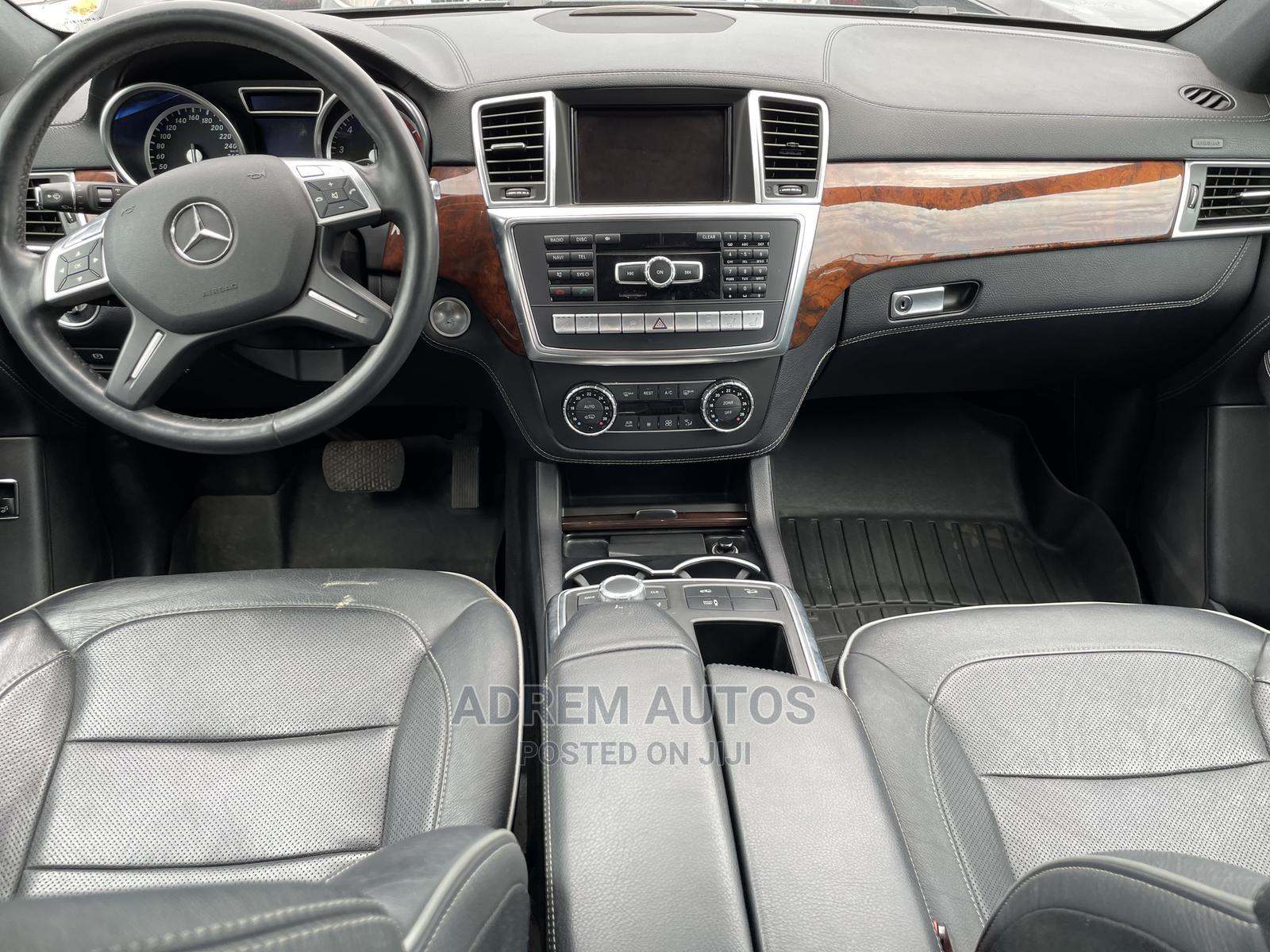 Mercedes-Benz M Class 2014 Blue   Cars for sale in Ikeja, Lagos State, Nigeria