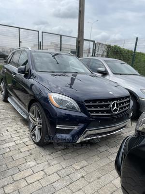 Mercedes-Benz M Class 2014 Blue | Cars for sale in Lagos State, Ikeja