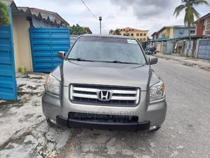 Honda Pilot 2007 EX 4x4 (3.5L 6cyl 5A) Green | Cars for sale in Lagos State, Amuwo-Odofin
