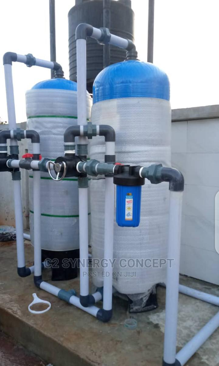 Archive: Fiber Tank for Water Treatment