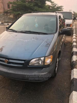 Toyota Sienna 1999 Green | Cars for sale in Lagos State, Lagos Island (Eko)