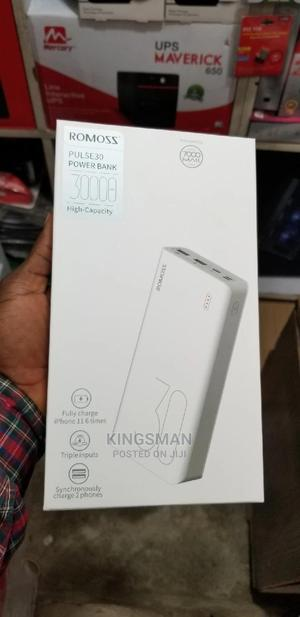 Romoss 30,000mah Power Bank   Accessories for Mobile Phones & Tablets for sale in Lagos State, Ikeja