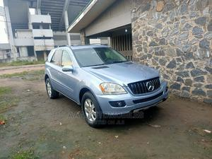 Mercedes-Benz M Class 2008 ML 350 4Matic Blue | Cars for sale in Lagos State, Surulere