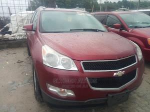 Chevrolet Traverse 2010 LT2 Red   Cars for sale in Lagos State, Ajah