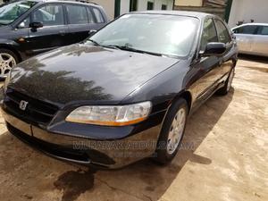 Honda Accord 2002 2.0 SE Black   Cars for sale in Kaduna State, Kaduna / Kaduna State