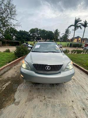 Lexus RX 2007 350 Silver | Cars for sale in Lagos State, Alimosho