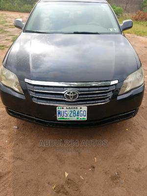 Toyota Avalon 2005 XL Black | Cars for sale in Kwara State, Ilorin East