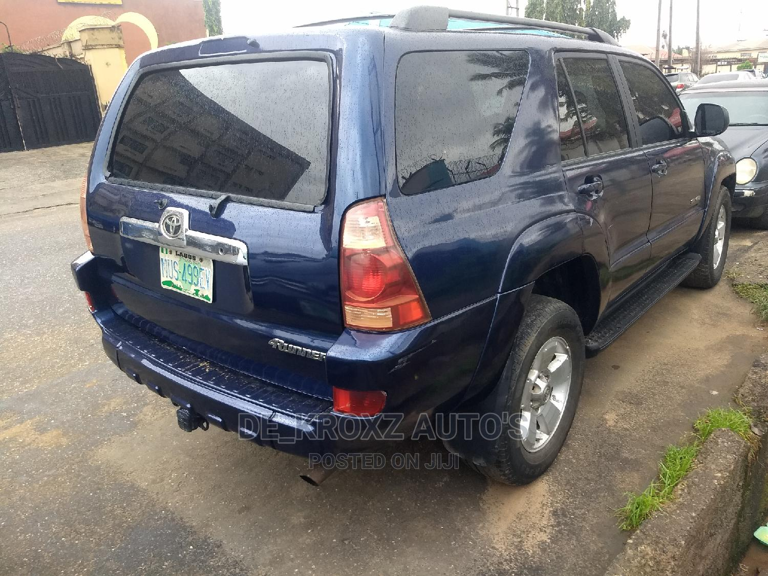 Toyota 4-Runner 2003 4.7 Blue | Cars for sale in Ikeja, Lagos State, Nigeria