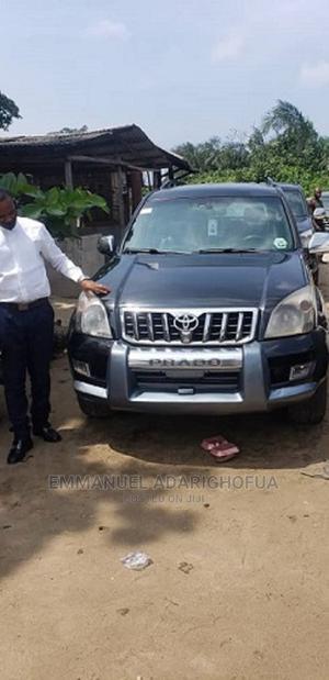 Toyota Land Cruiser Prado 2005 Black | Cars for sale in Lagos State, Lekki