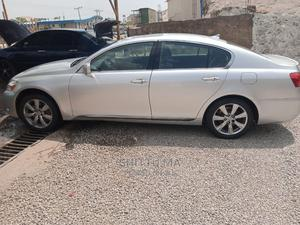 Lexus GS 2008 350 Silver | Cars for sale in Abuja (FCT) State, Kubwa