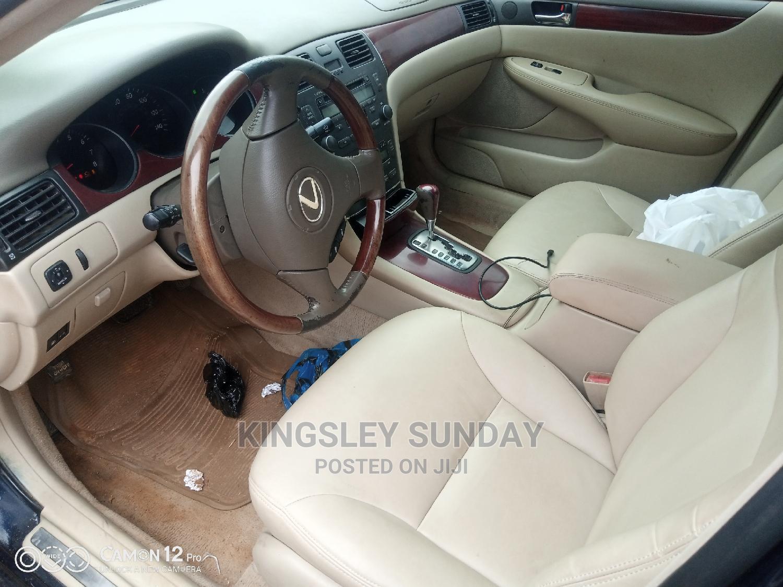 Archive: Lexus ES 2004 330 Sedan Blue