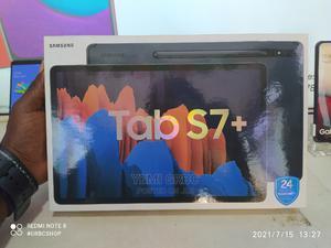 New Samsung Galaxy Tab S7+ 128 GB Black | Tablets for sale in Oyo State, Ibadan