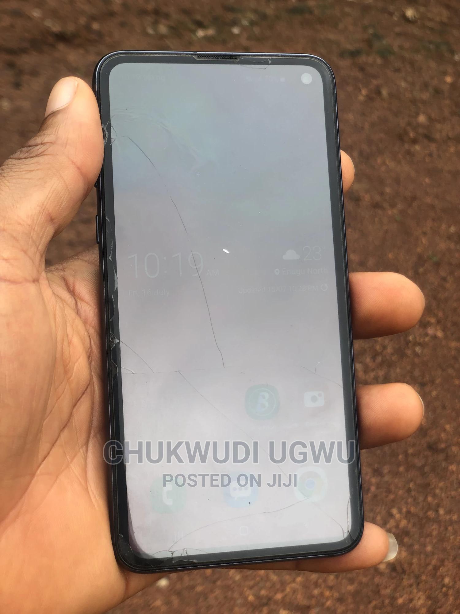 Samsung Galaxy S10e 128 GB Black | Mobile Phones for sale in Enugu, Enugu State, Nigeria