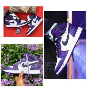 Nike Air Jordan 1 Retro High Court   Shoes for sale in Lagos State, Lagos Island (Eko)