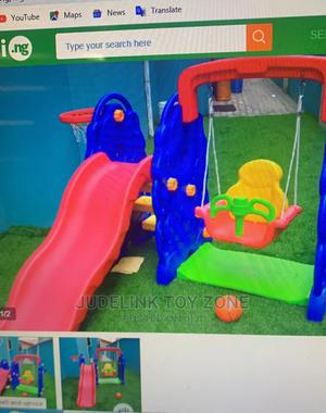 Slide, Swing and Basket Ball | Toys for sale in Lagos State, Lagos Island (Eko)