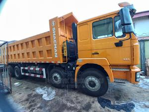 Shacman 8X4 12 Tyres Dump Truck 2021   Trucks & Trailers for sale in Lagos State, Ikeja