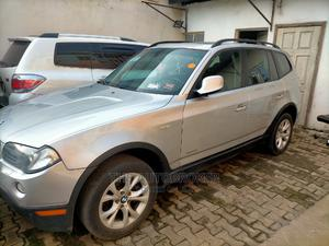 BMW X3 2010 xDrive30i Silver | Cars for sale in Lagos State, Magodo