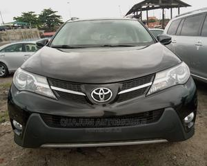 Toyota RAV4 2013 XLE AWD (2.5L 4cyl 6A) Black | Cars for sale in Lagos State, Amuwo-Odofin