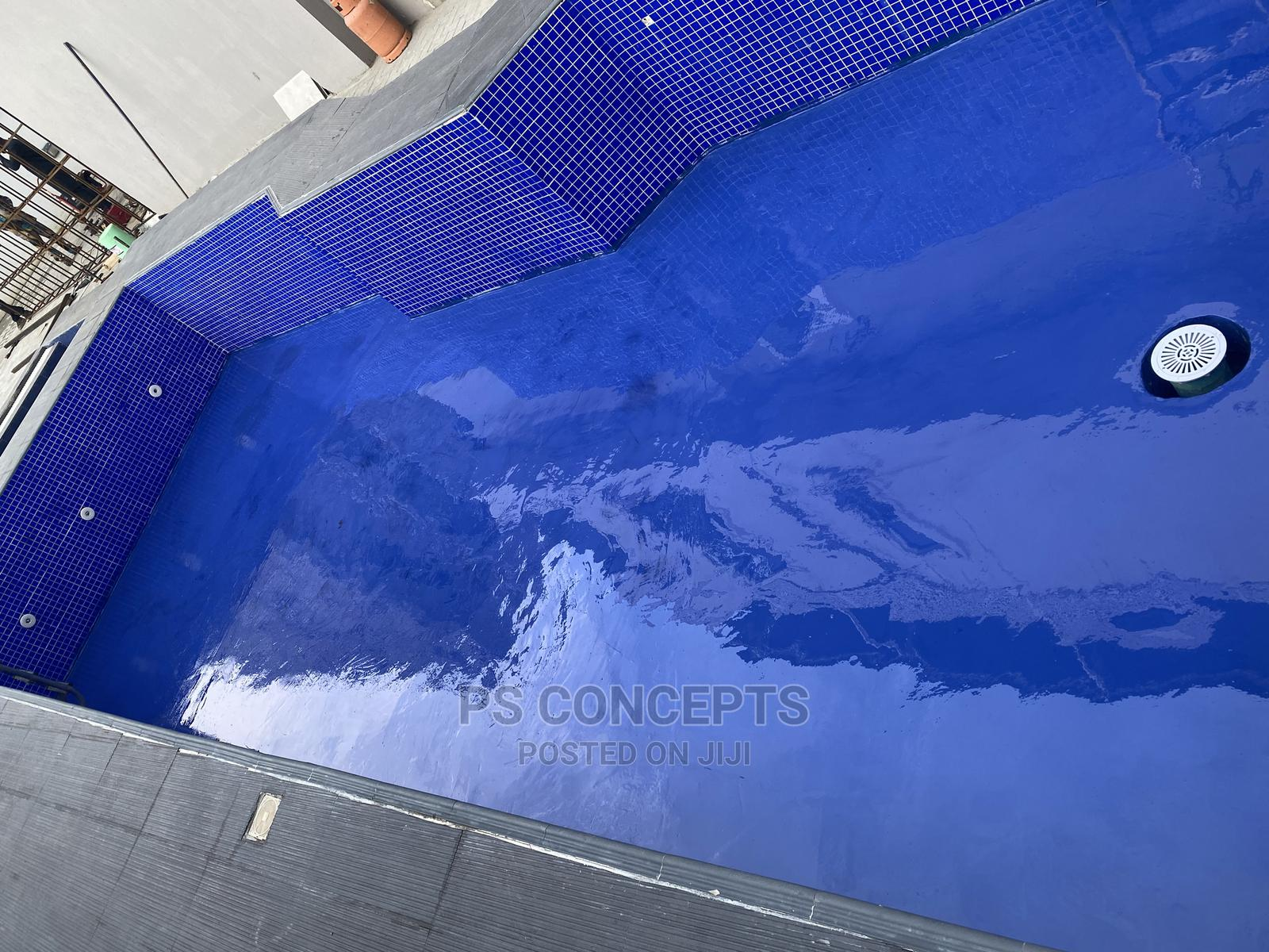Epoxy Floor Finish (Industrial and Domestic) | Building Materials for sale in Ajah, Lagos State, Nigeria