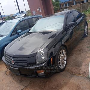 Cadillac CTS 2007 2.8 V6 Comfort Black | Cars for sale in Kwara State, Ilorin West
