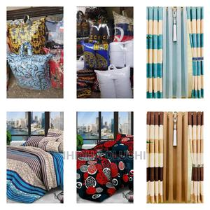 Bedsheets and Curtain, Home Decorators   Home Accessories for sale in Lagos State, Ikeja