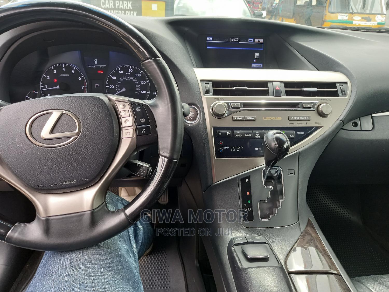 Archive: Lexus RX 2013 350 AWD Black