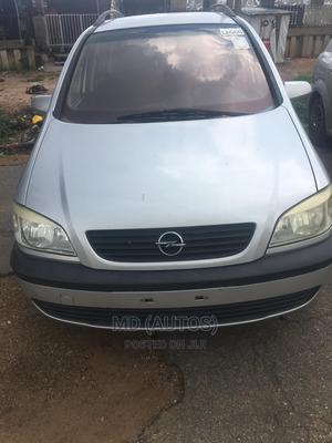 Opel Zafira 2002 Silver | Cars for sale in Ogun State, Obafemi-Owode