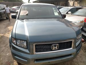 Honda Ridgeline 2008 Blue | Cars for sale in Lagos State, Magodo