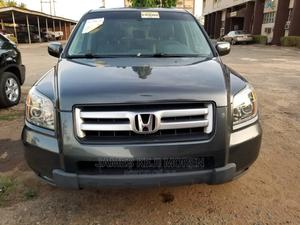 Honda Pilot 2006 EX 4x2 (3.5L 6cyl 5A) Gray | Cars for sale in Lagos State, Ikeja