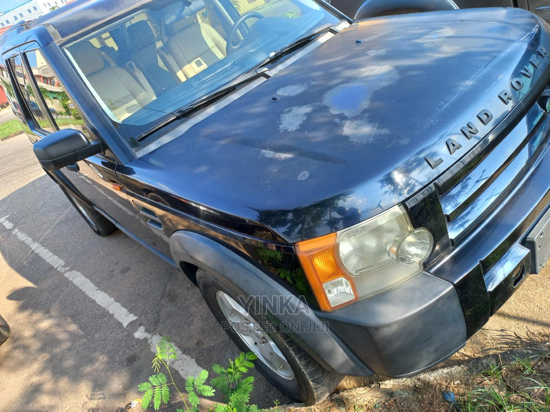 Land Rover LR3 2006 V6 Blue | Cars for sale in Ikeja, Lagos State, Nigeria