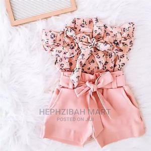 Baby Girl Cute 2pcs | Children's Clothing for sale in Oyo State, Ibadan